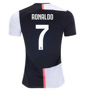 Juventus Soccer Jersey 2019/20 Men's CR#7